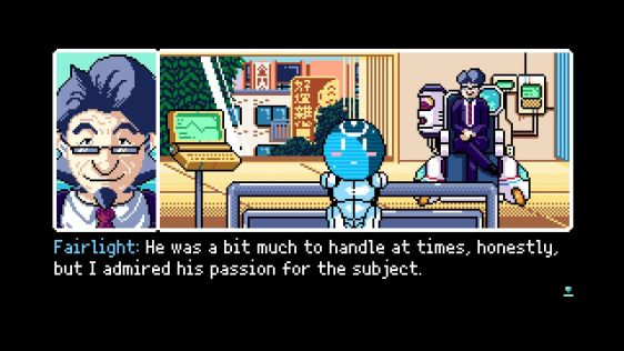 2064: Read Only Memories