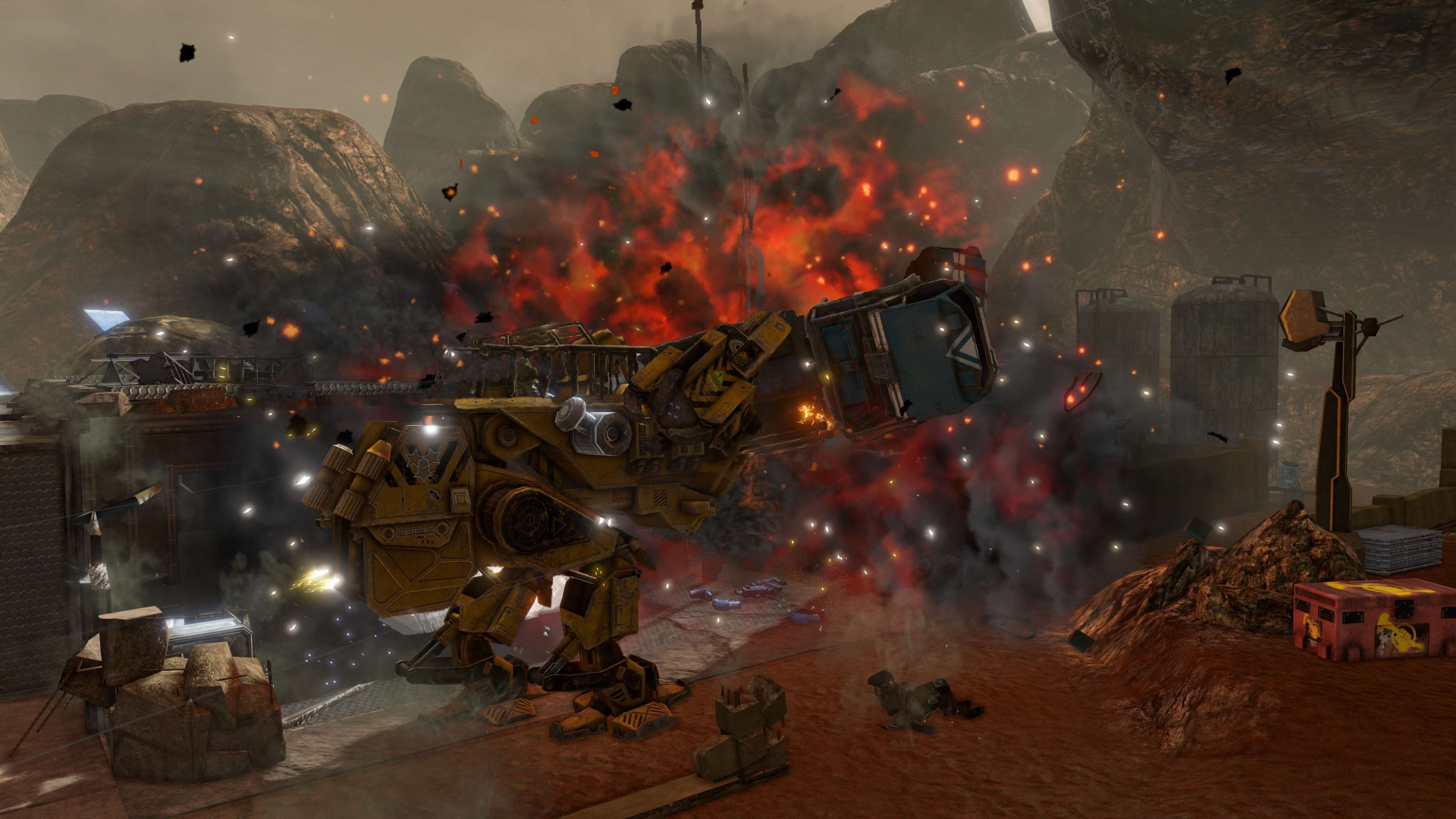 Red Faction: Guerrilla Re-Mars-tered #4