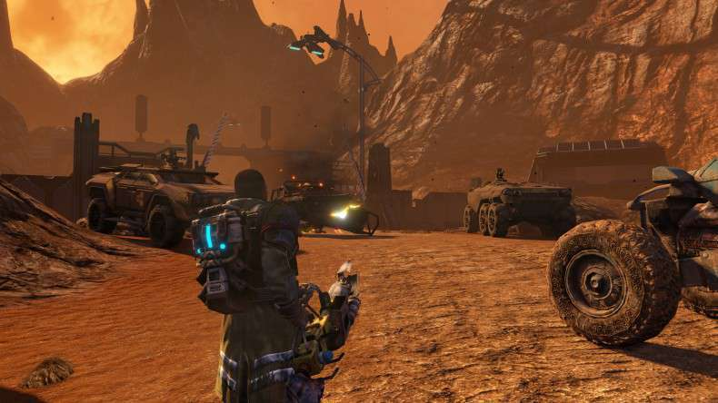Red Faction: Guerrilla Re-Mars-tered #1