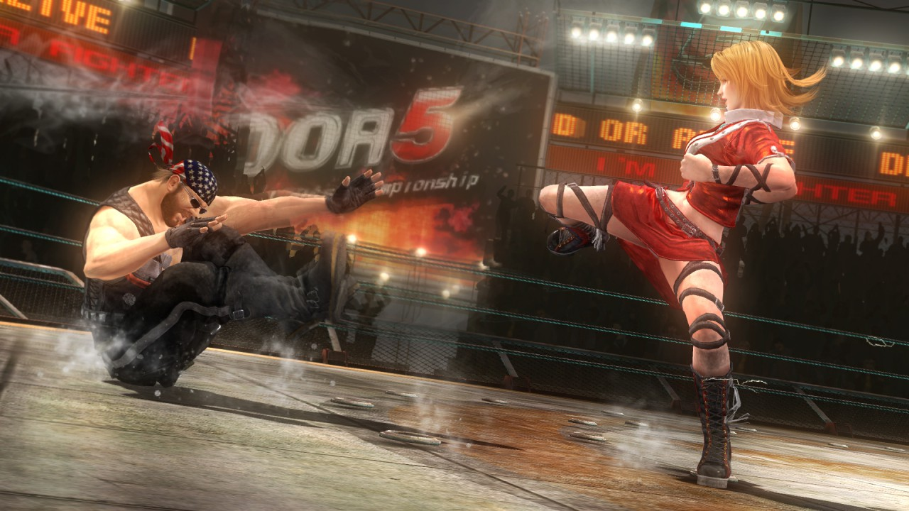 Dead or Alive 5 #48