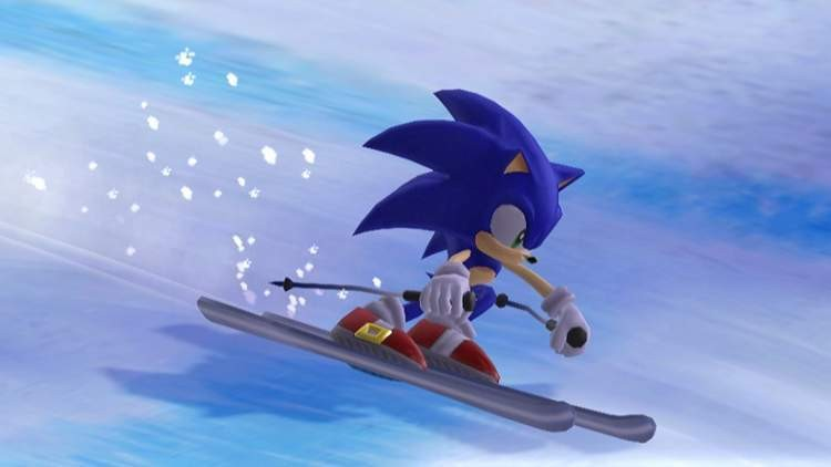 Mario & Sonic at the Olympic Winter Games #4
