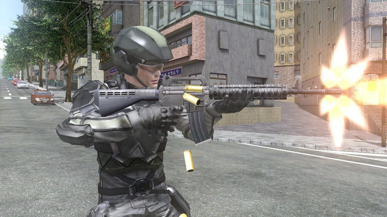 Earth Defense Force 2025 #5