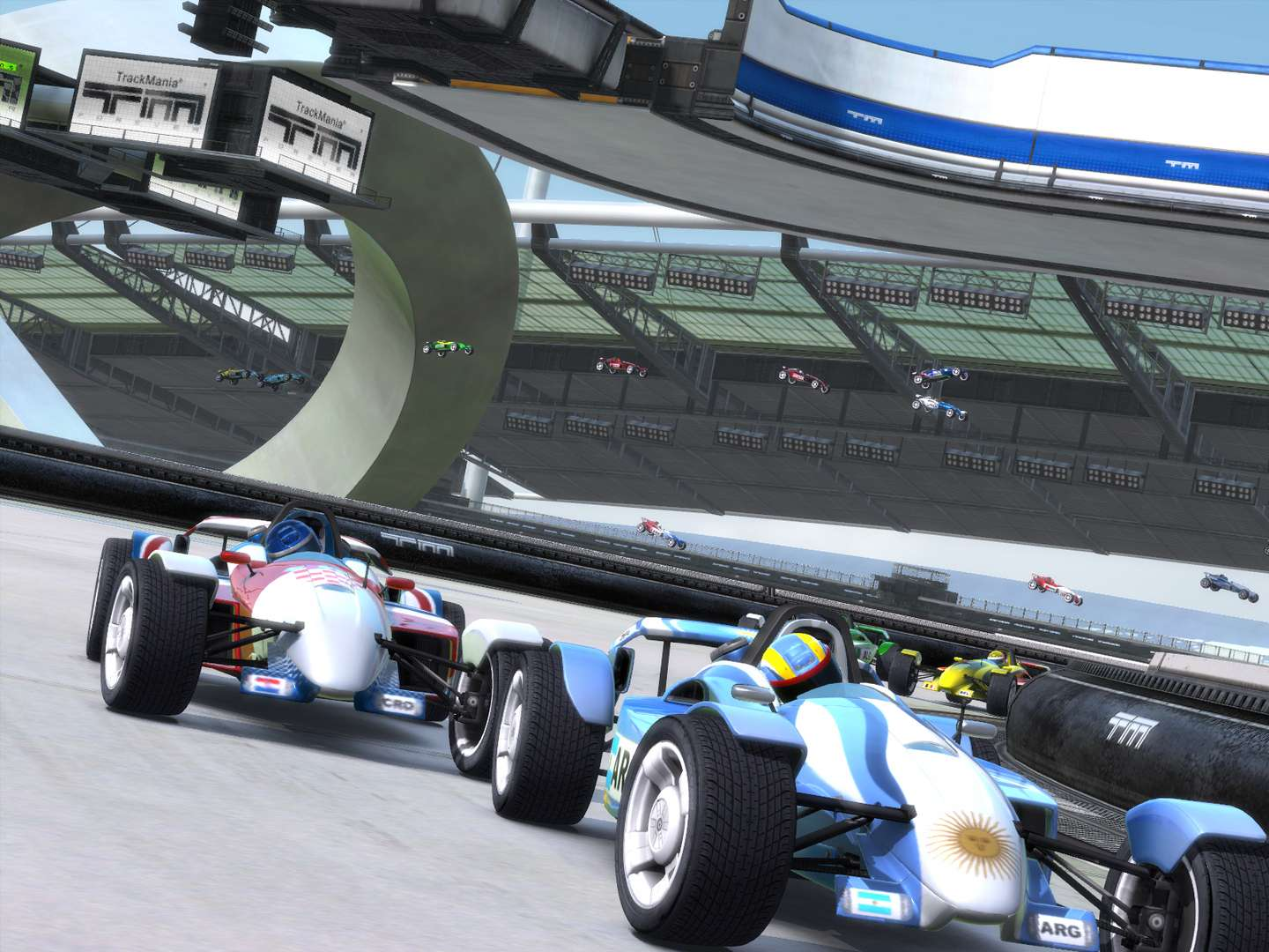 TrackMania Nations Forever #2
