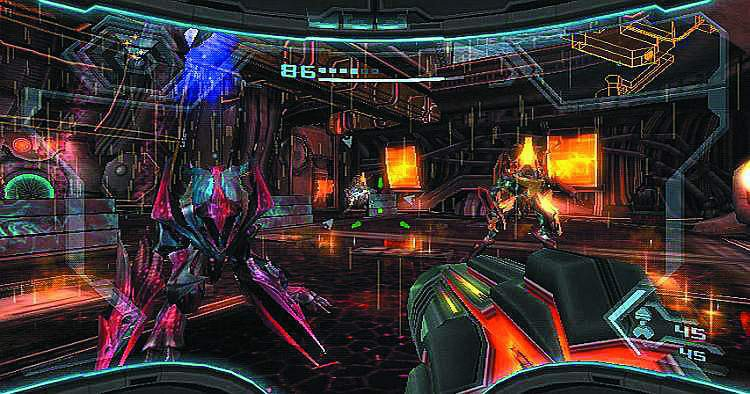 Metroid Prime Trilogy #1