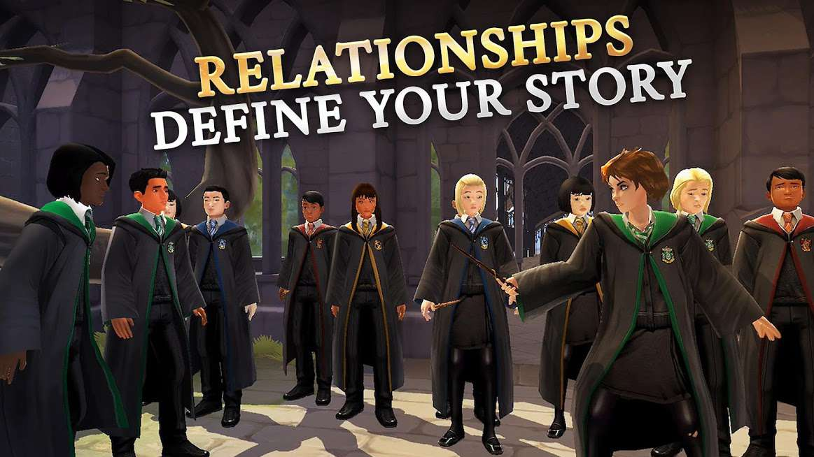 Harry Potter: Hogwarts Mystery #4
