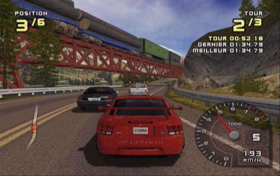 Ford Racing 2 #3