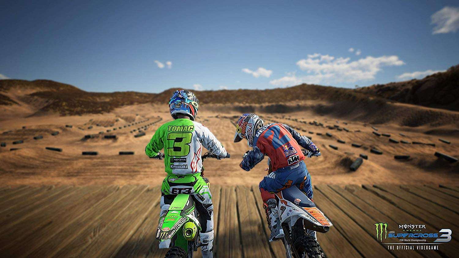 Monster Energy Supercross: The Official Videogame 3 #2