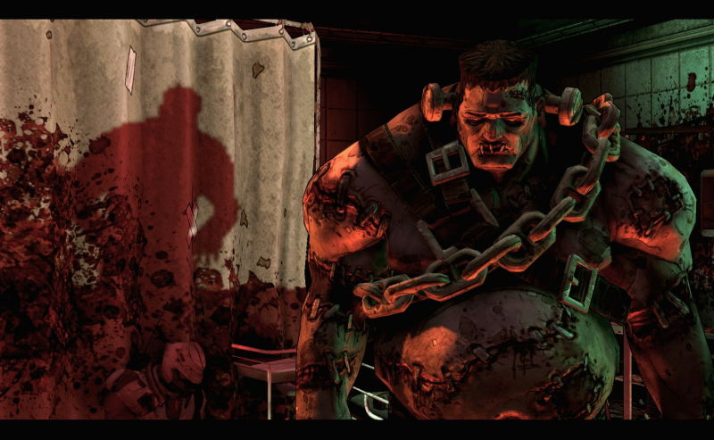 Borderlands: The Zombie Island of Dr. Ned #3