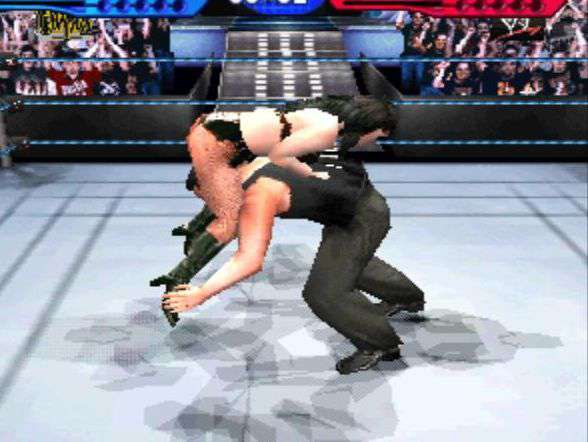 WWF Smackdown! 2: Know Your Role #8