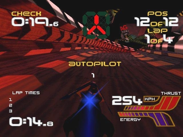Wipeout 2097 #2