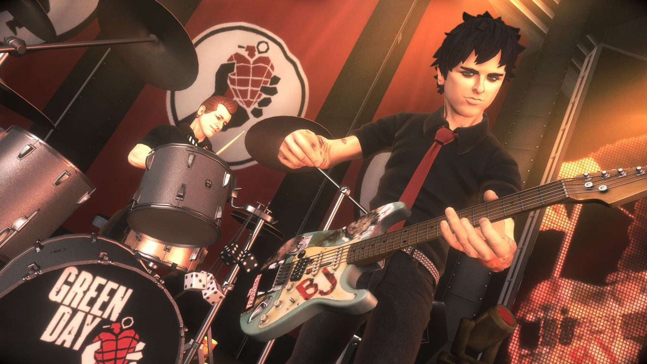 Green Day: Rock Band #1