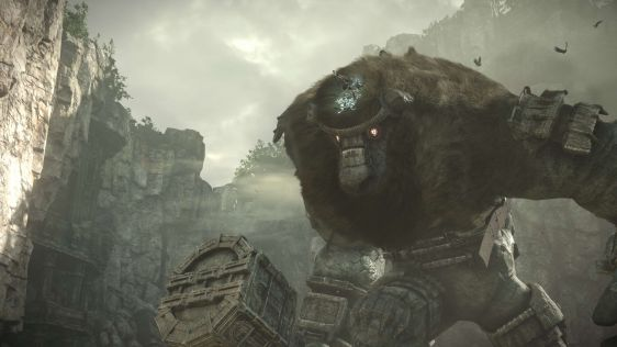 Shadow of the Colossus (2018)