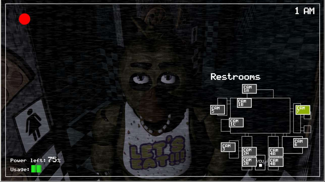 Five Nights at Freddy's #6