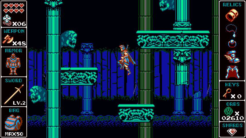 Odallus: The Dark Call #7