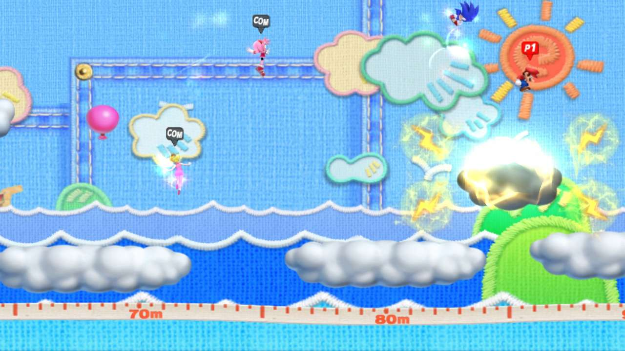 Mario & Sonic at the London 2012 Olympic Games #2
