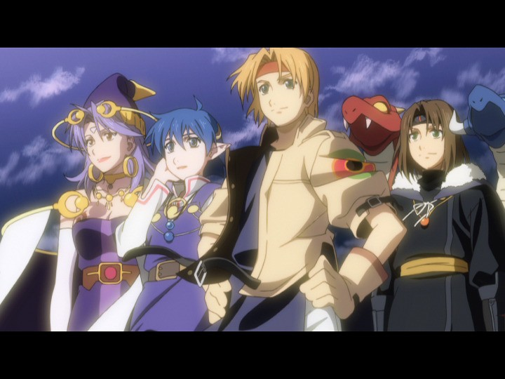 Star Ocean: The Second Story #7