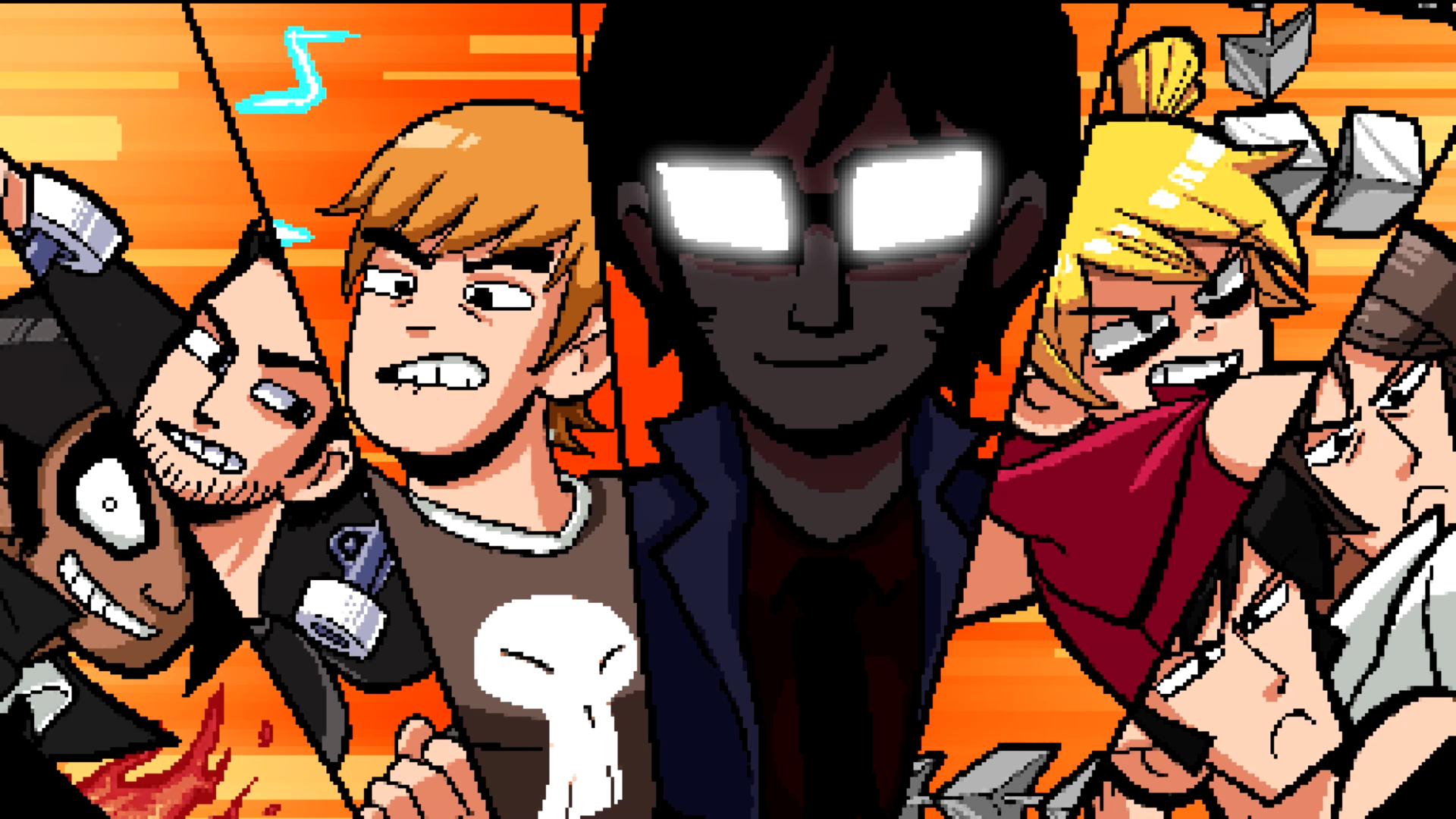 Scott Pilgrim vs. The World: Complete Edition #6