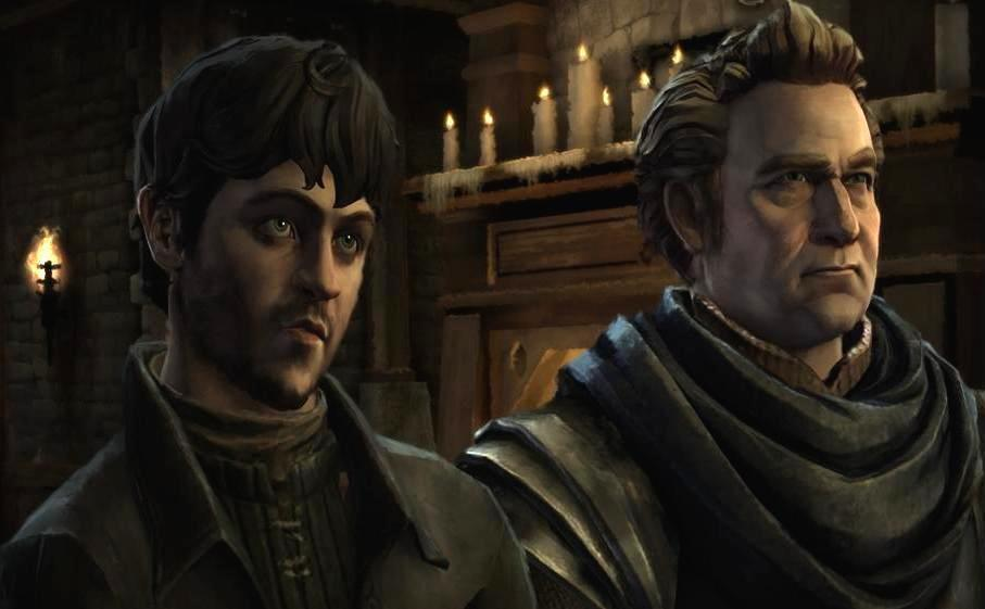 Game of Thrones: A Telltale Games Series #4