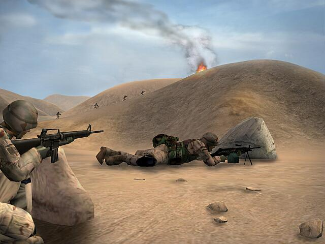 America's Army: Rise of a Soldier #7
