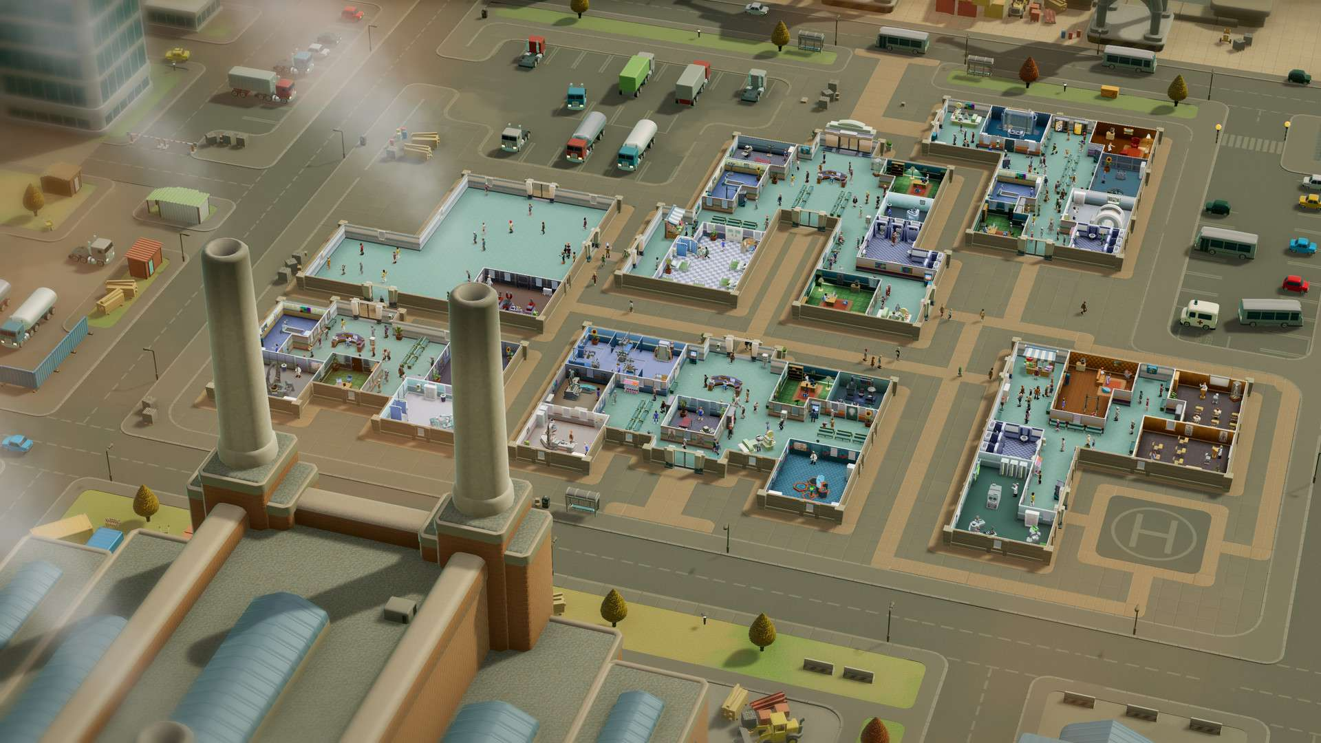 Two Point Hospital #9