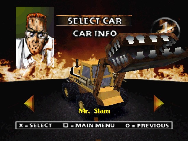 Twisted Metal 2: World Tour #8