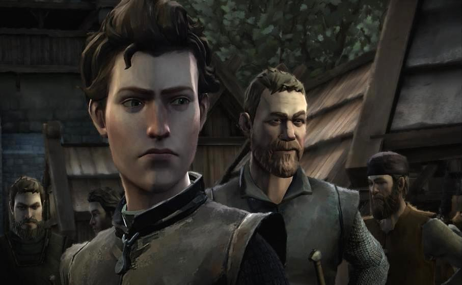 Game of Thrones: A Telltale Games Series #8
