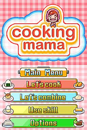Cooking Mama #2