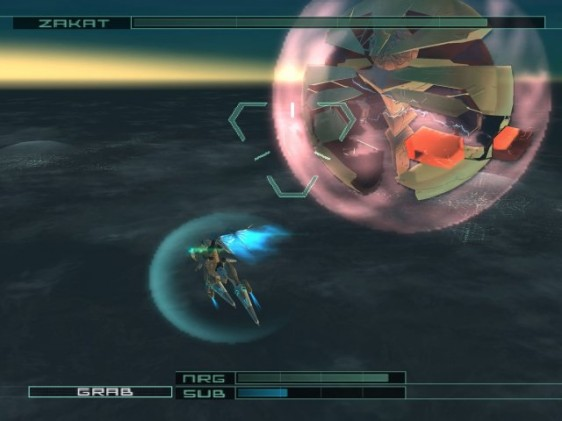 Zone of the Enders: 2nd Runner