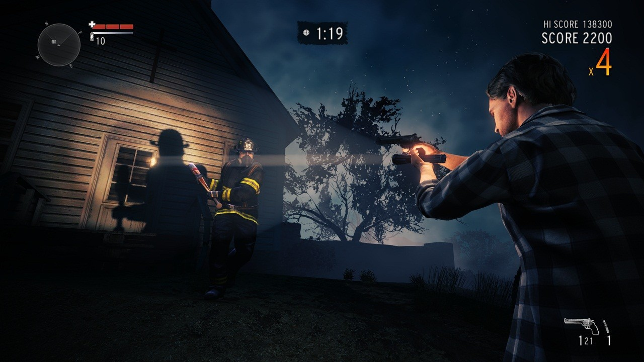 Alan Wake's American Nightmare #4