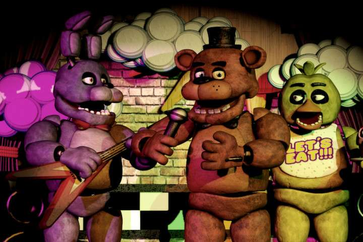 Five Nights at Freddy's #3
