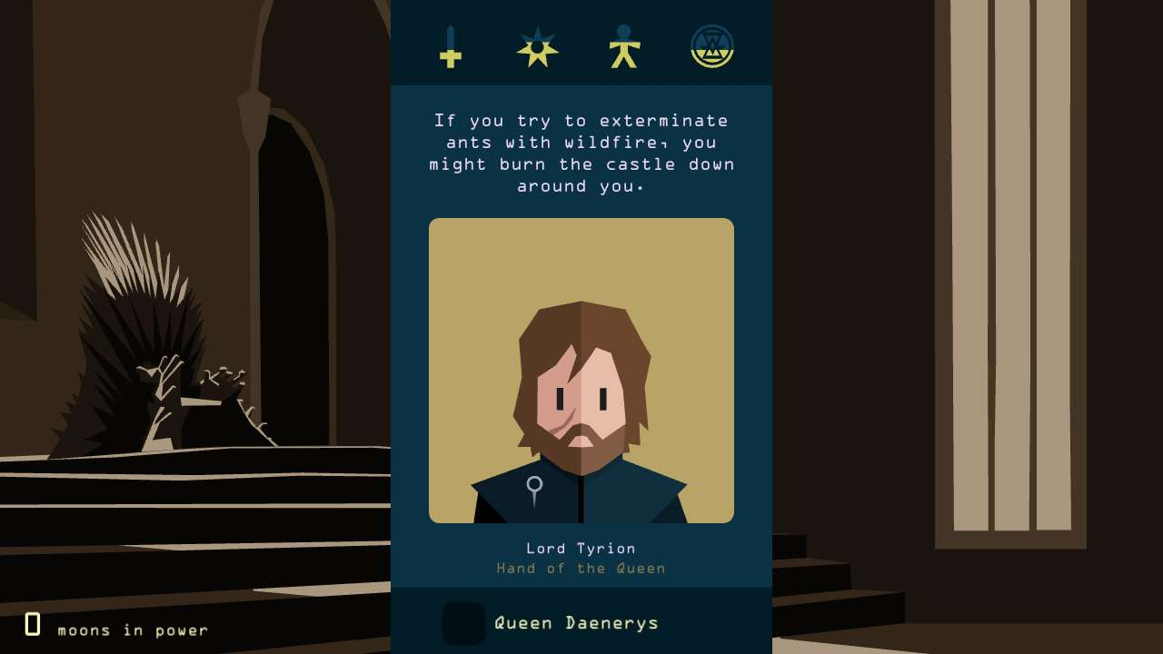 Reigns: Game of Thrones #4