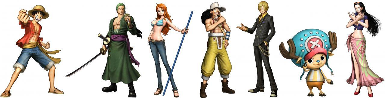 One Piece: Pirate Warriors 3 #12