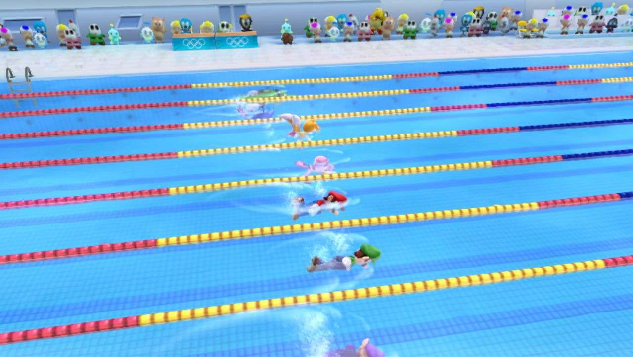Mario & Sonic at the London 2012 Olympic Games #6