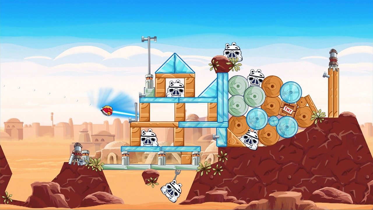 Angry Birds Star Wars #2