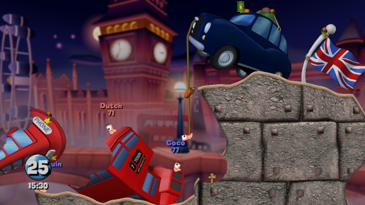 Worms HD #4