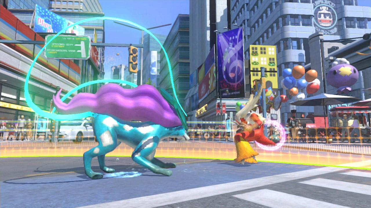 Pokken Tournament #49
