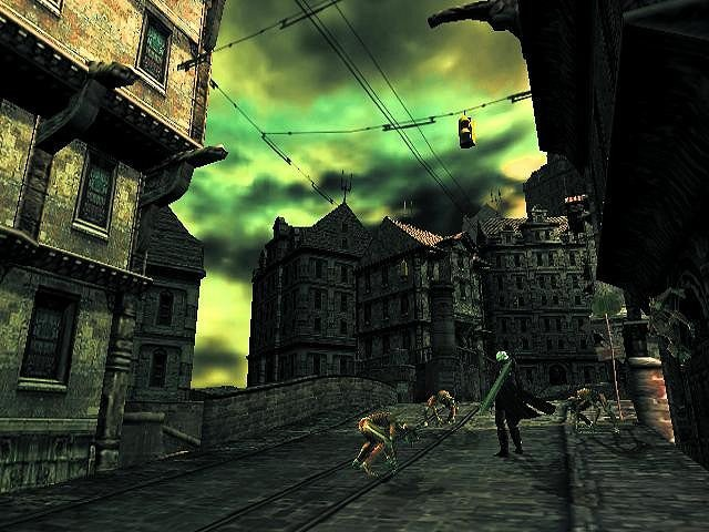 Devil May Cry 2 #22