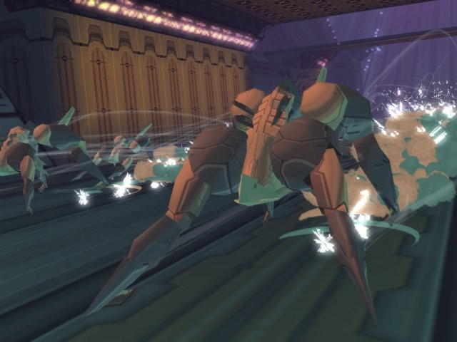 Zone of the Enders: 2nd Runner #4