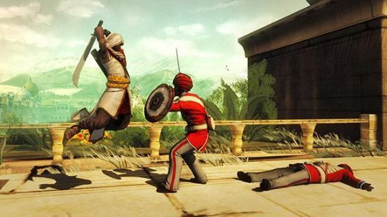 Assassin's Creed Chronicles: China