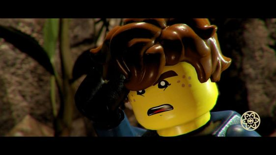 LEGO Ninjago Movie – Gra wideo