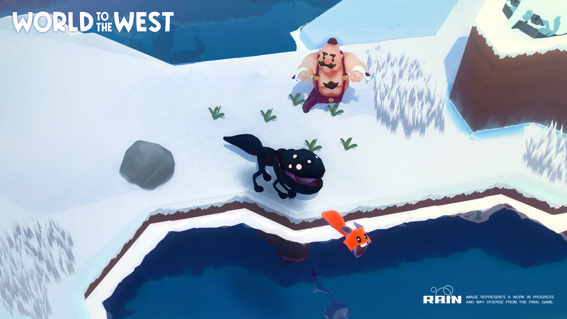 World to the West #5