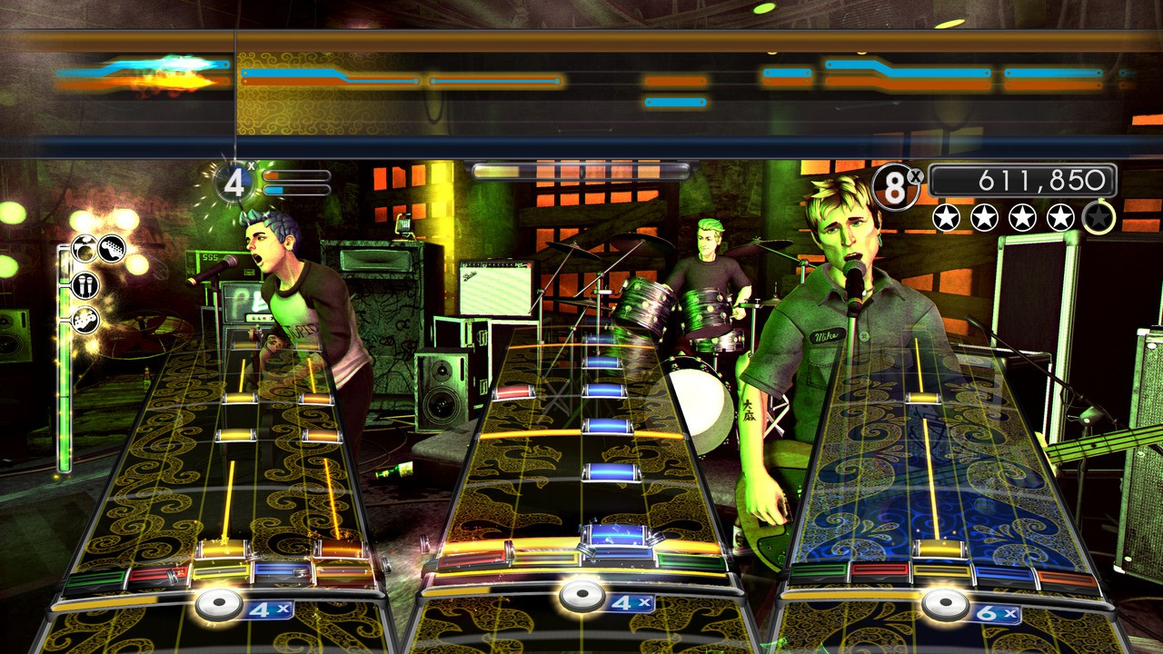 Green Day: Rock Band #4