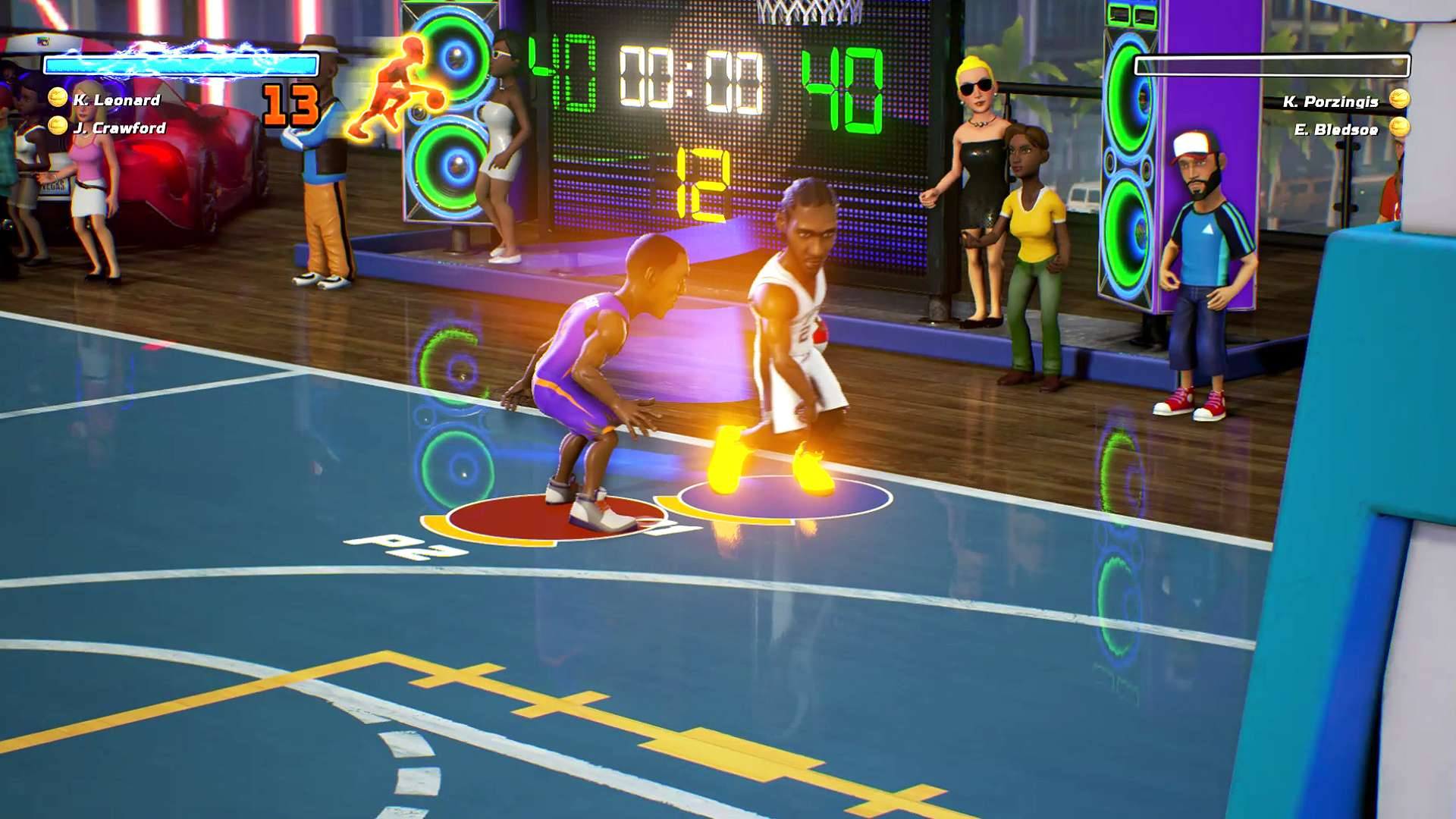NBA Playgrounds #13