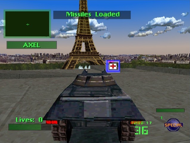Twisted Metal 2: World Tour #5