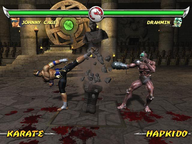 Mortal Kombat: Deadly Alliance #11