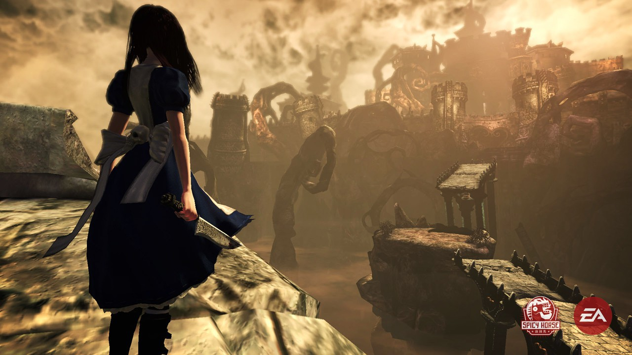 Alice: Madness Returns #8