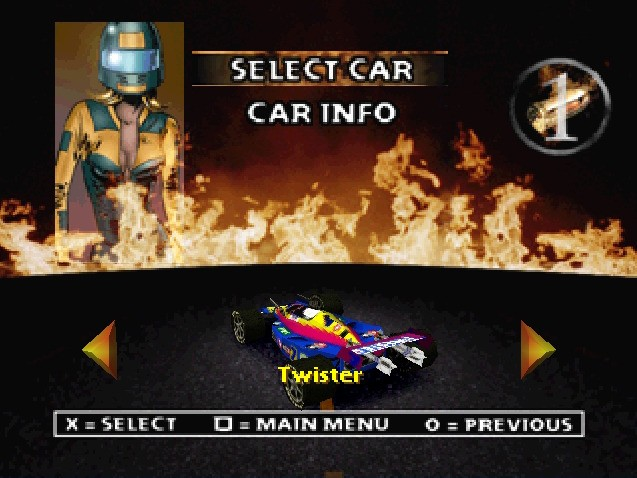 Twisted Metal 2: World Tour #6