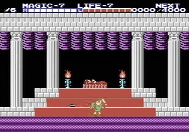 Zelda II: The Adventure of Link #2