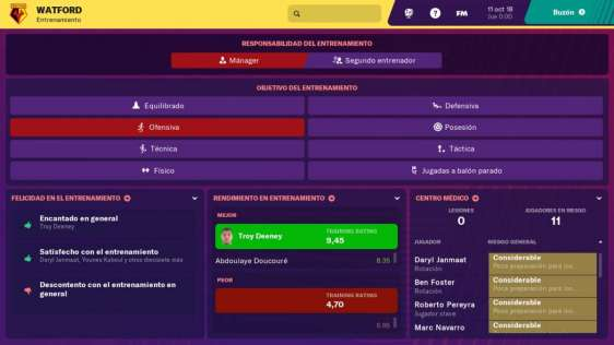 Football Manager 2019 Touch