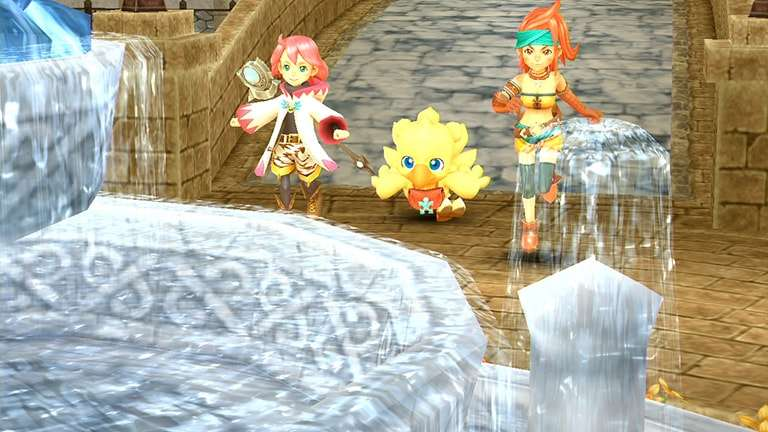 Chocobo's Mystery Dungeon: Every Buddy! #1